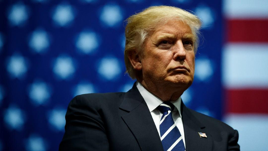 Trump lanza página web tras suspensión de sus cuentas de redes sociales por asalto al Capitolio
