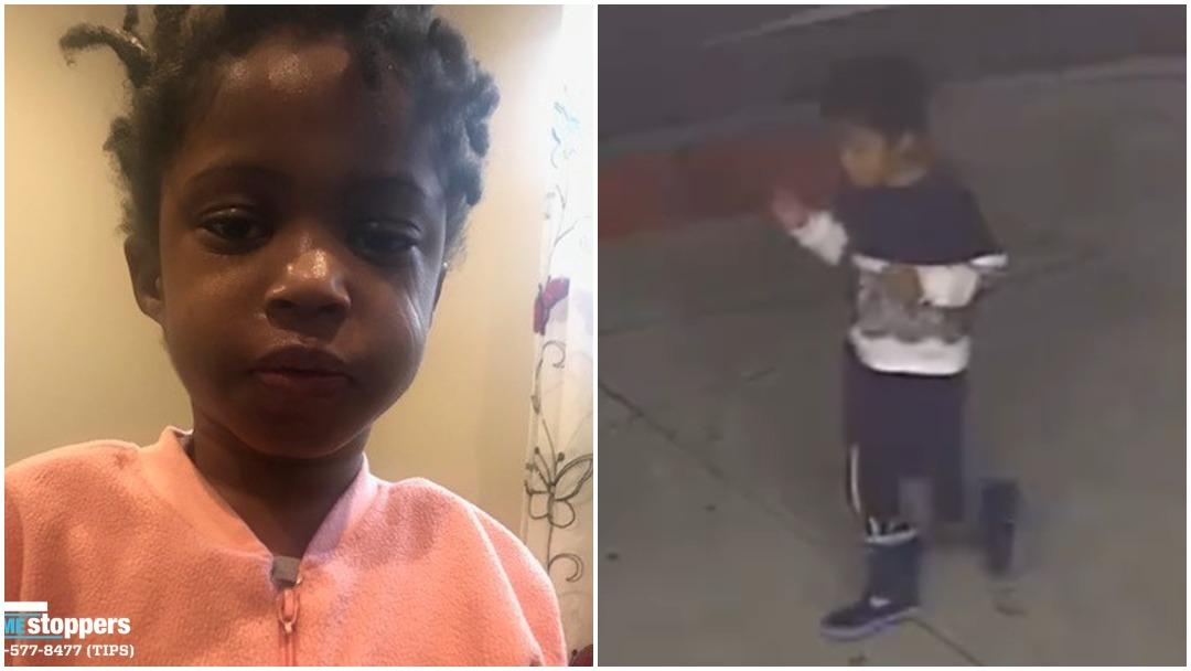 Encuentran a niña de 4 años caminando sola por calle de New York