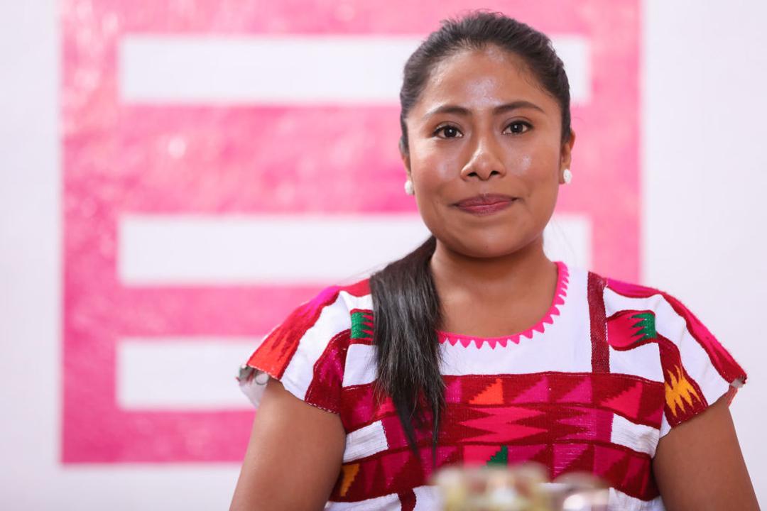 Yalitza Aparicio habla sobre su enfermedad en la piel