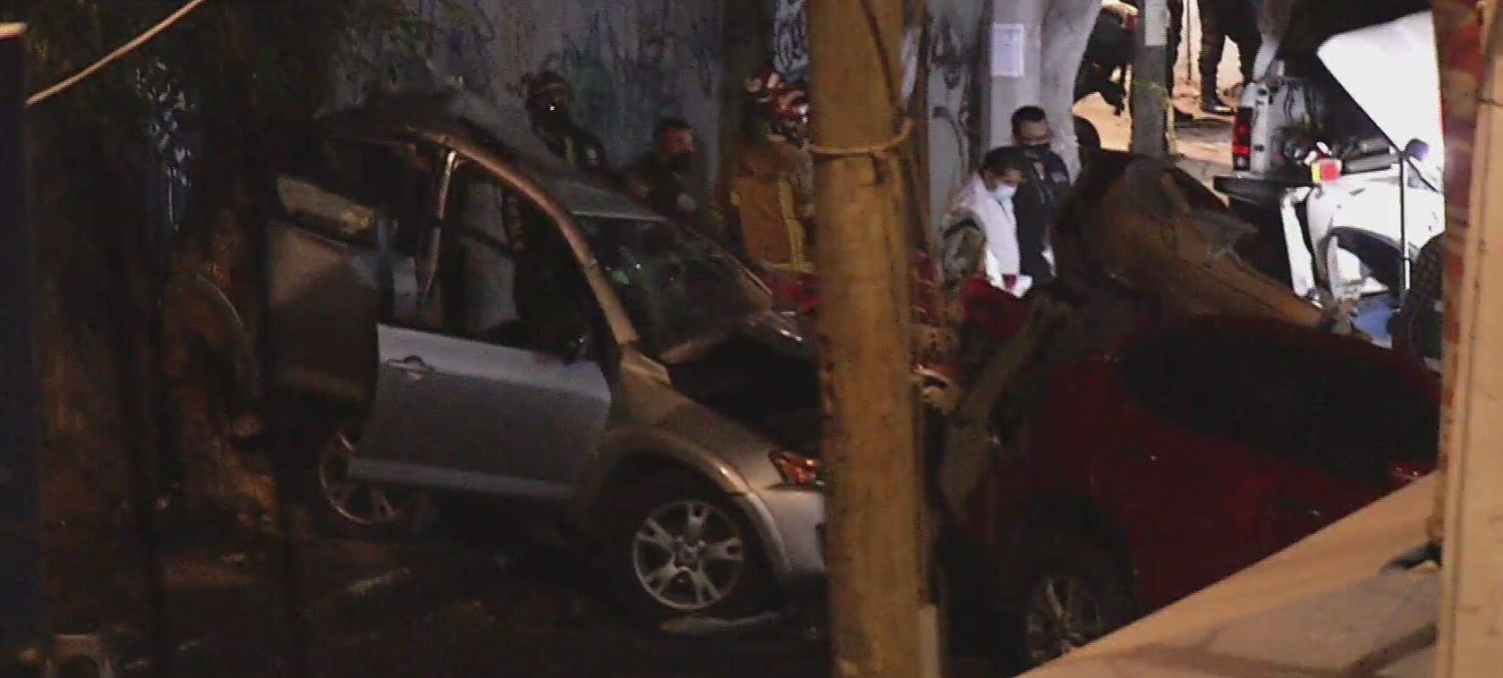 accidente vehicular deja al menos 3 muertos en xochimilco