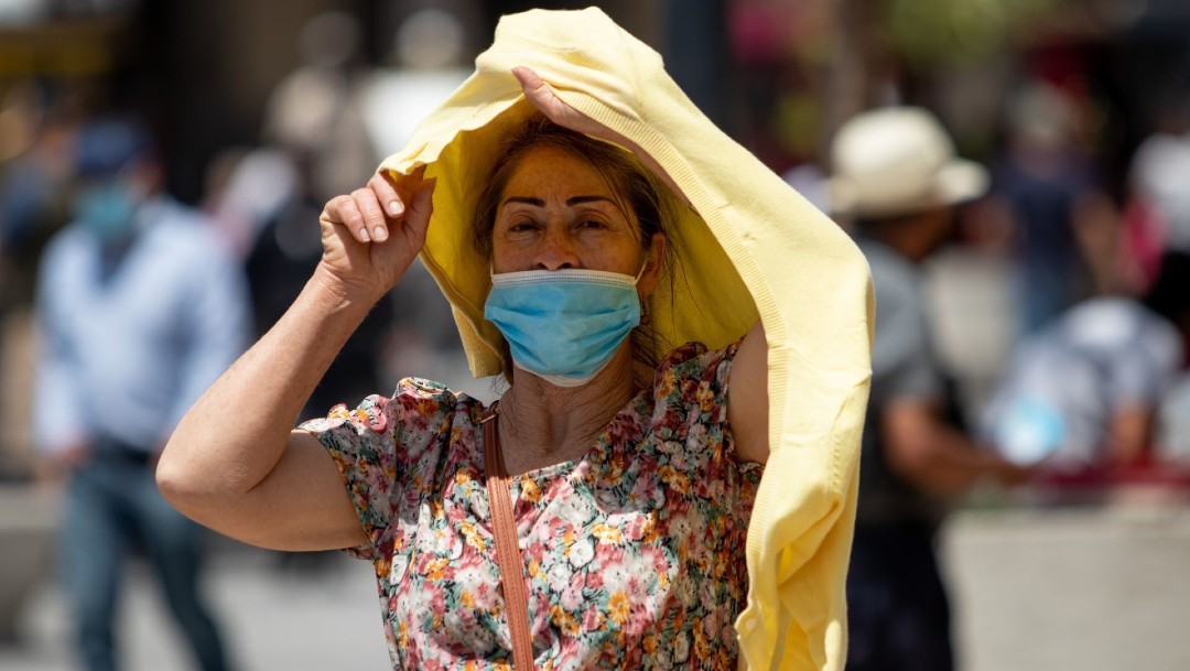 Alertan por calor extremo en 8 estados de México