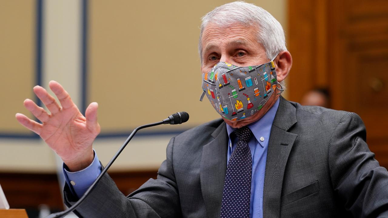 El principal epidemiólogo del Gobierno del Estados Unidos, Anthony Fauci