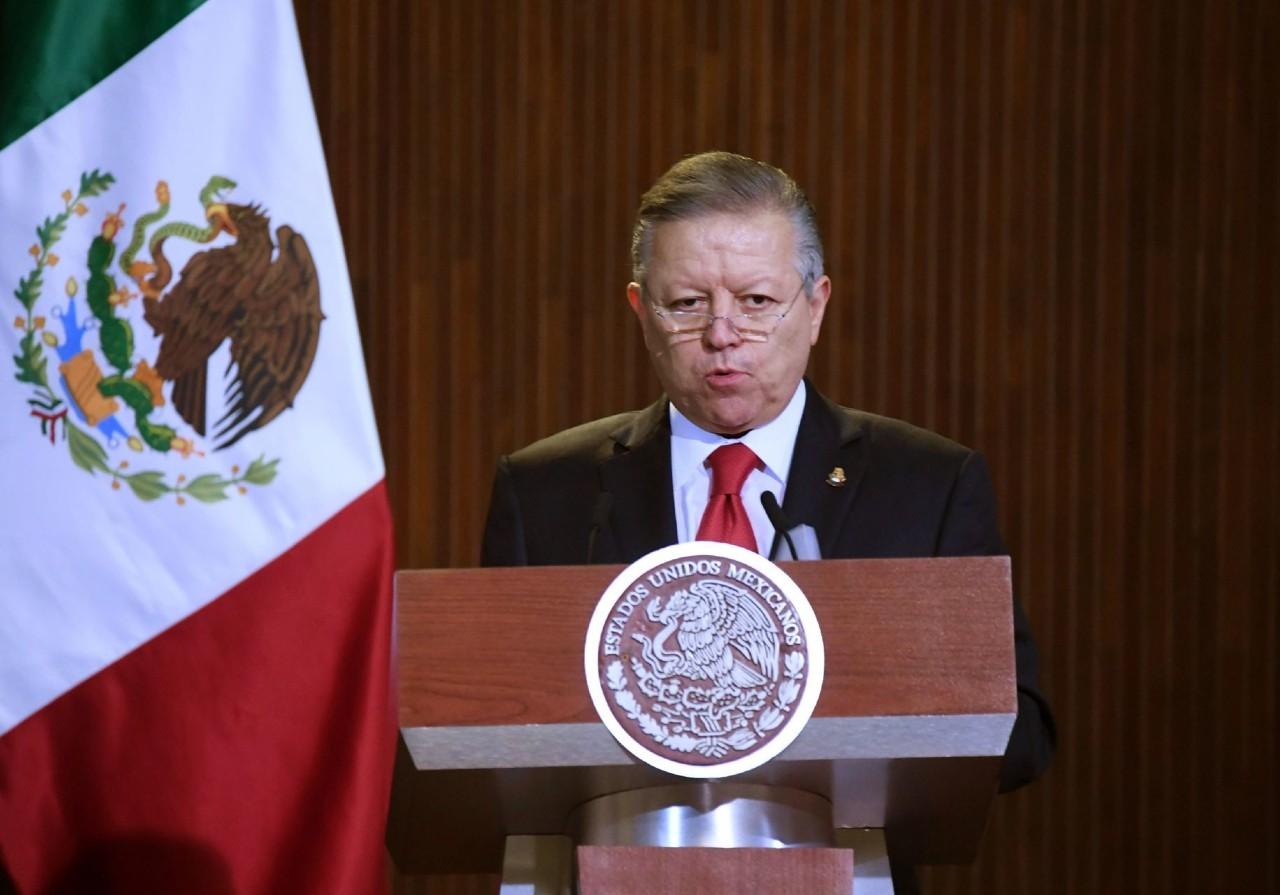 Senado amplía dos años presidencia de Arturo Zaldívar en la SCJN