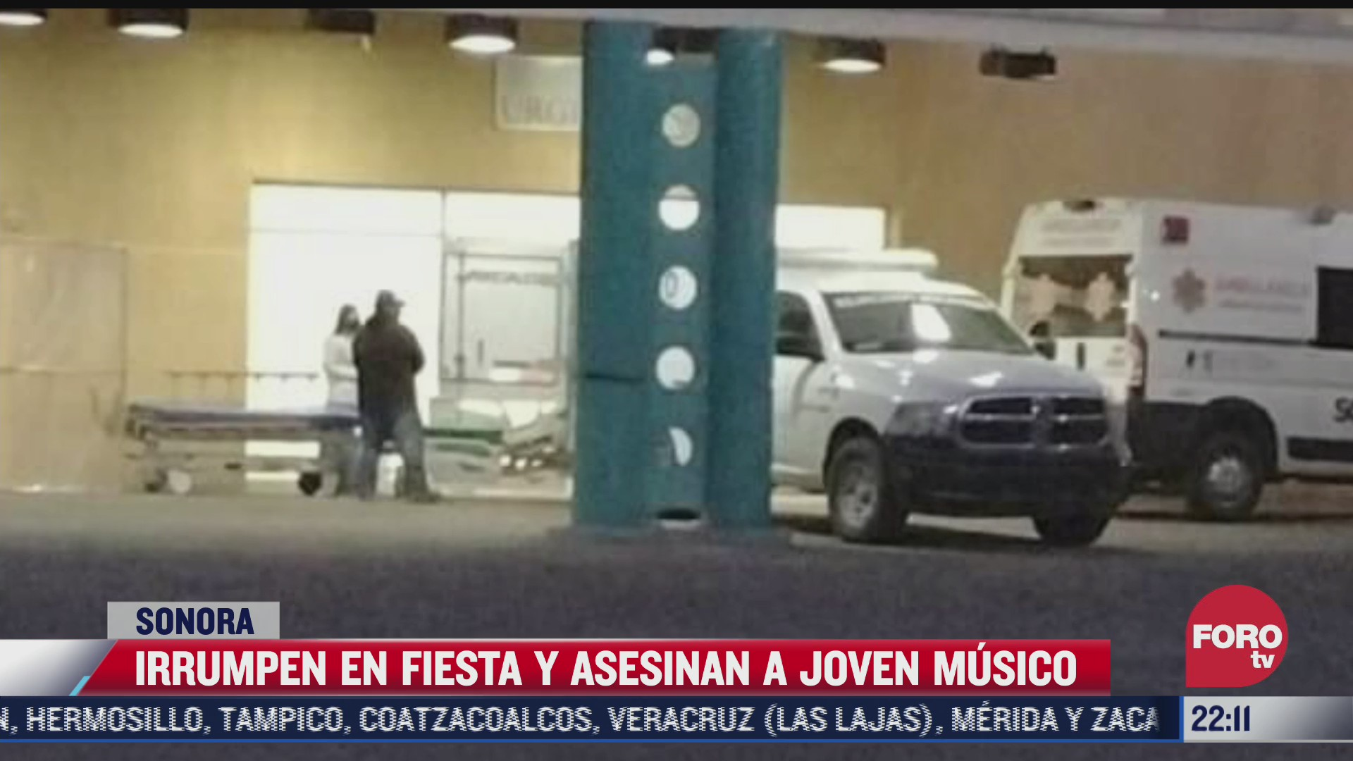 asesinan a joven musico en plena fiesta en sonora