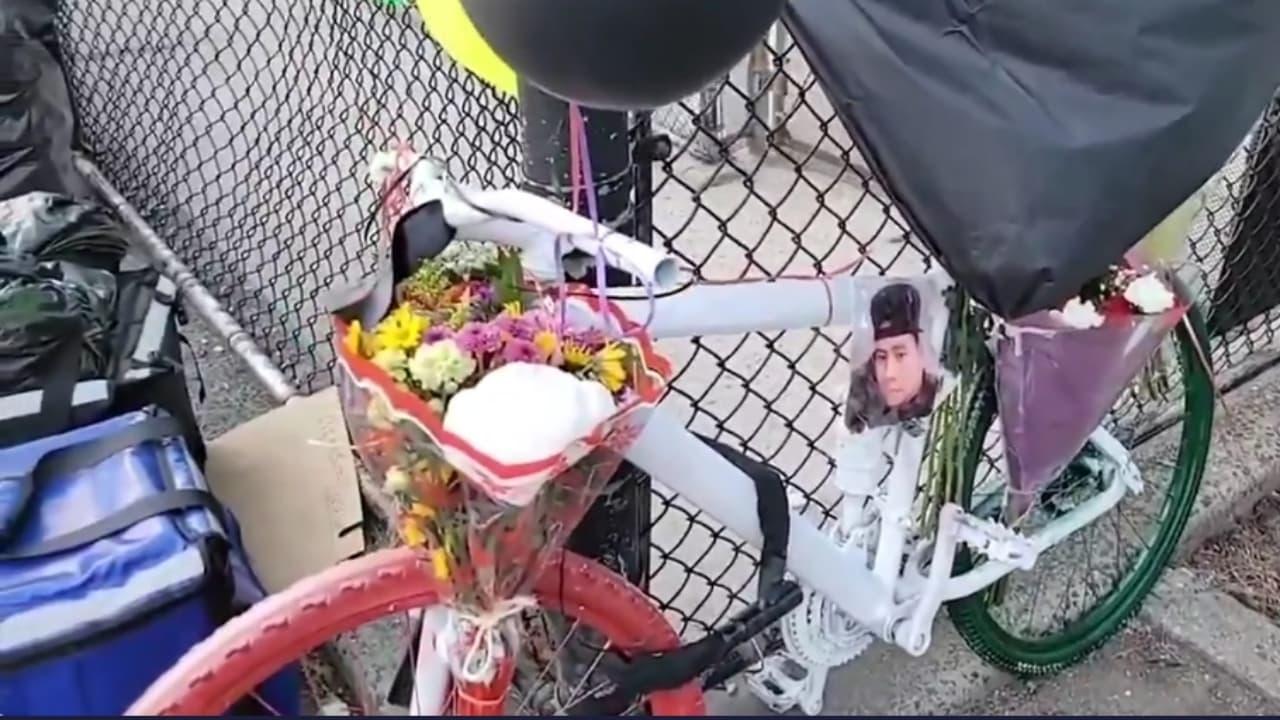 Asesinan a repartidor mexicano durante asalto en Nueva York; migrantes exigen justicia