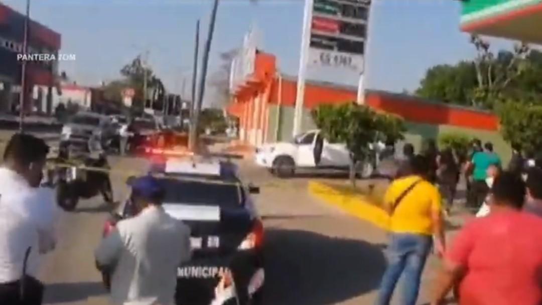 Asesinan a balazos a comandante en Cárdenas, Tabasco