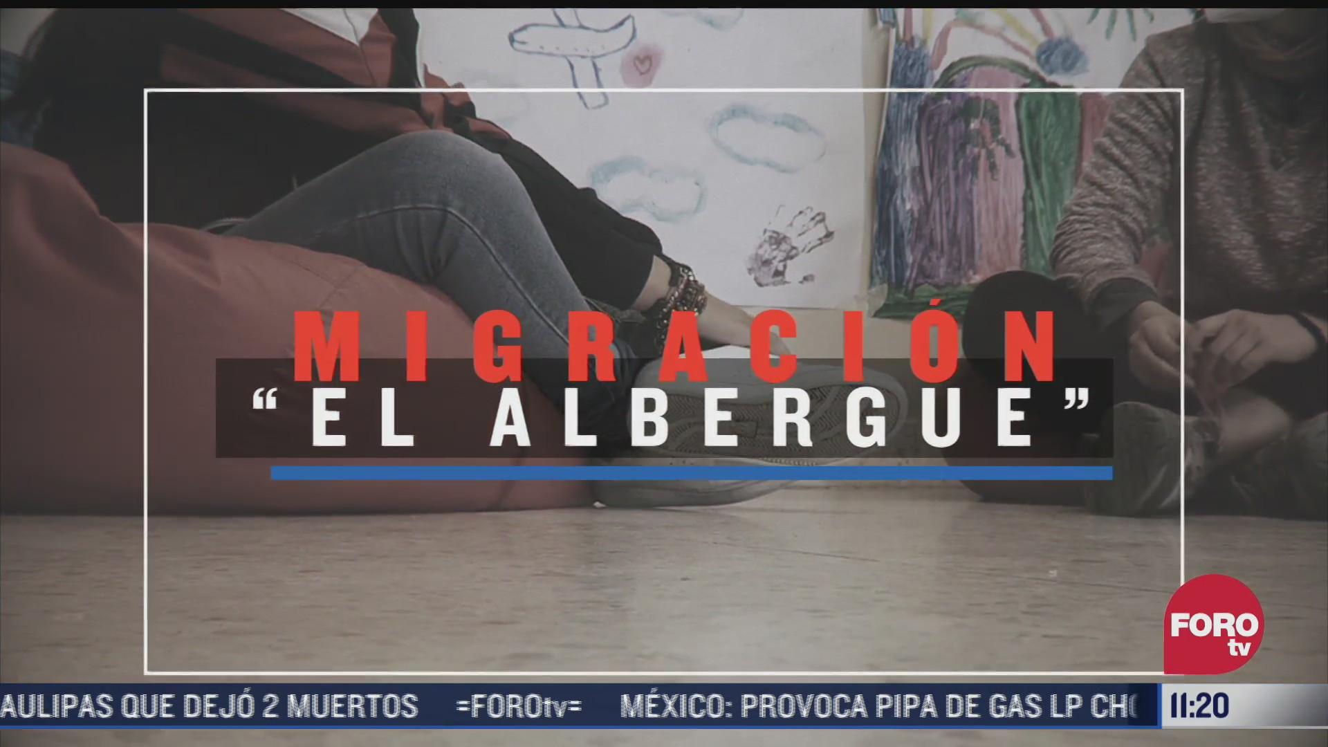 asi es la incertidumbre de migrantes en albergues en busca del sueno americano