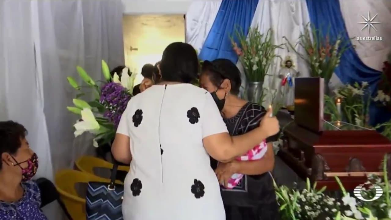 Autoridades de Oaxaca investigan muerte de adulto mayor tras vacunación
