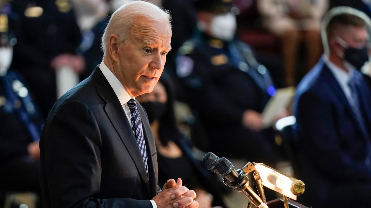 Biden comparecerá por primera vez ante Congreso el 28 de abril