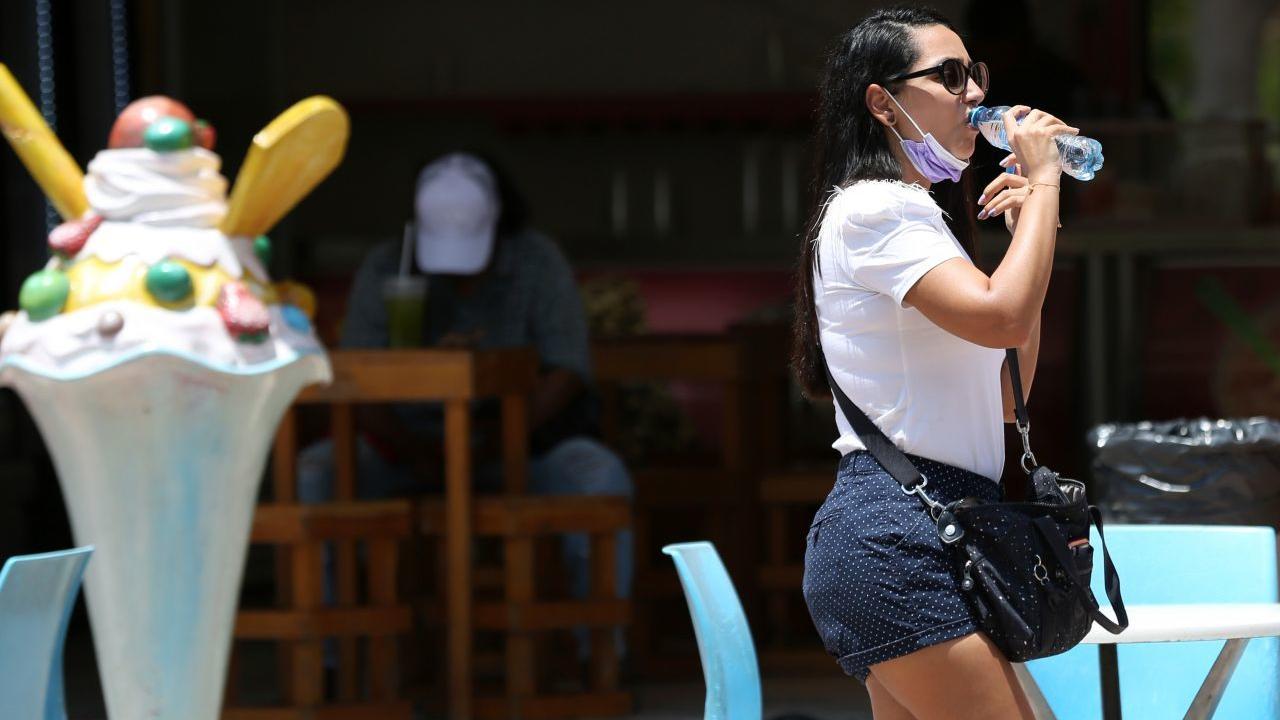 Guanajuato registra temperaturas de hasta 38 grados centígrados