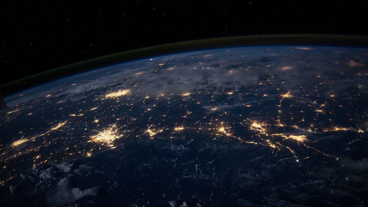 Cambio Climático Rotación Tierra Imagen