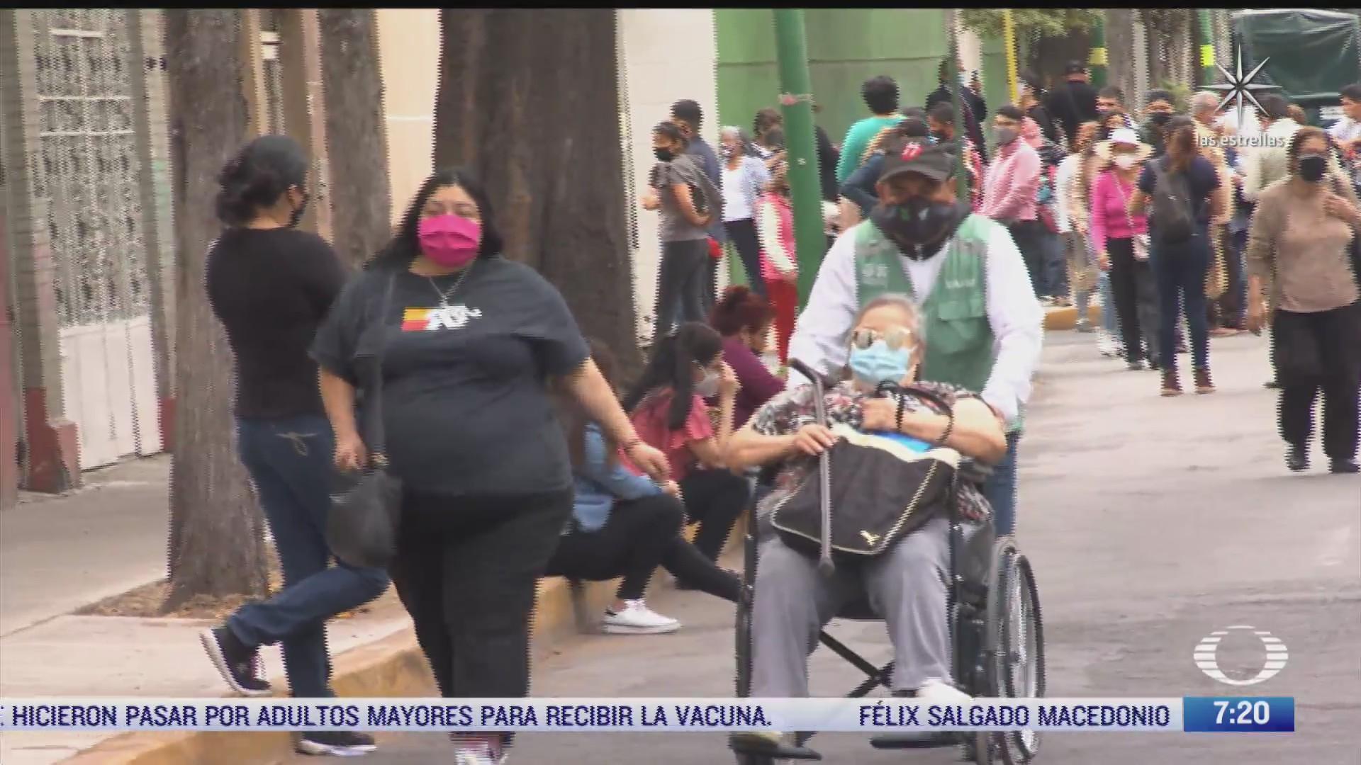 casi un millon y medio de personas han recibido las dos dosis de vacuna covid 19 en mexico