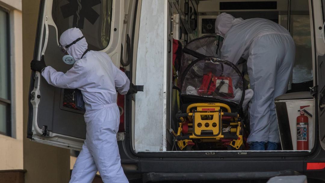 Los casos de COVID-19 en México este domingo 4 de abril 2021