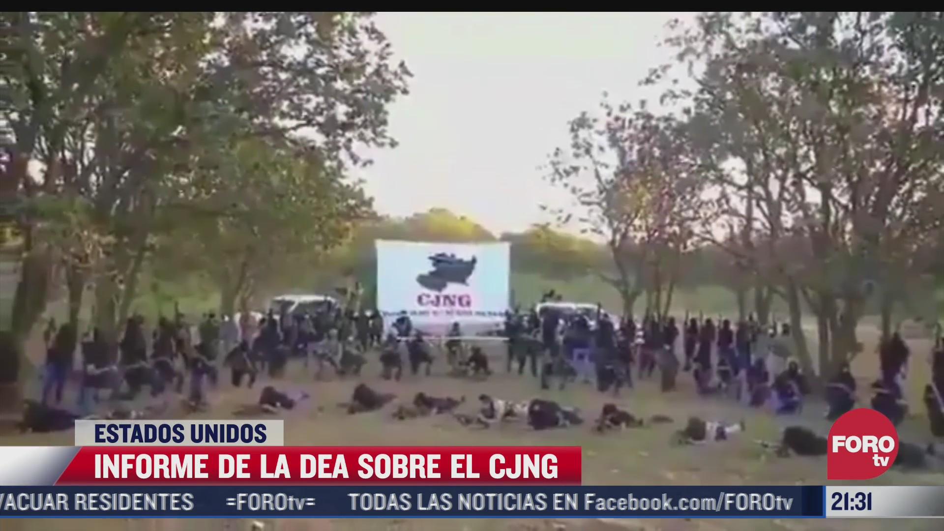 cjng logro extenderse a casi la mitad de eeuu dea