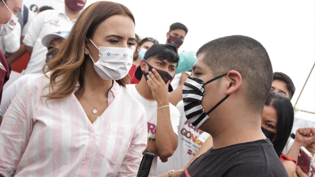 Clara Luz impulsará el desarrollo integral de los jóvenes en Nuevo León