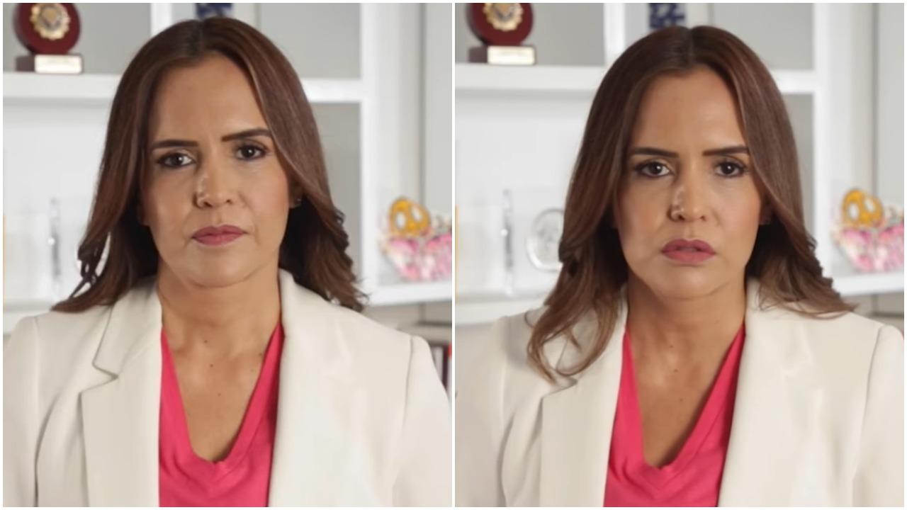 Candidata por Nuevo León, Clara Luz Flores Carrales admite y pide perdón por errores