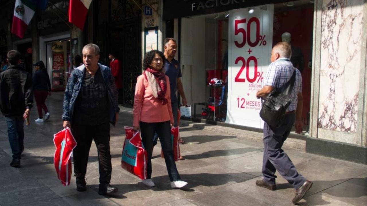 Comercios en la Ciudad de México operarán con 30% de aforo