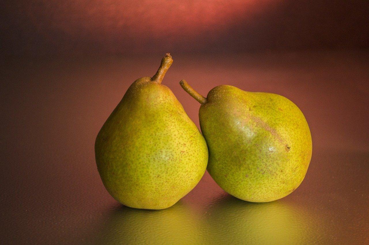 Estos son los beneficios para el cuerpo de comer pera de forma habitual