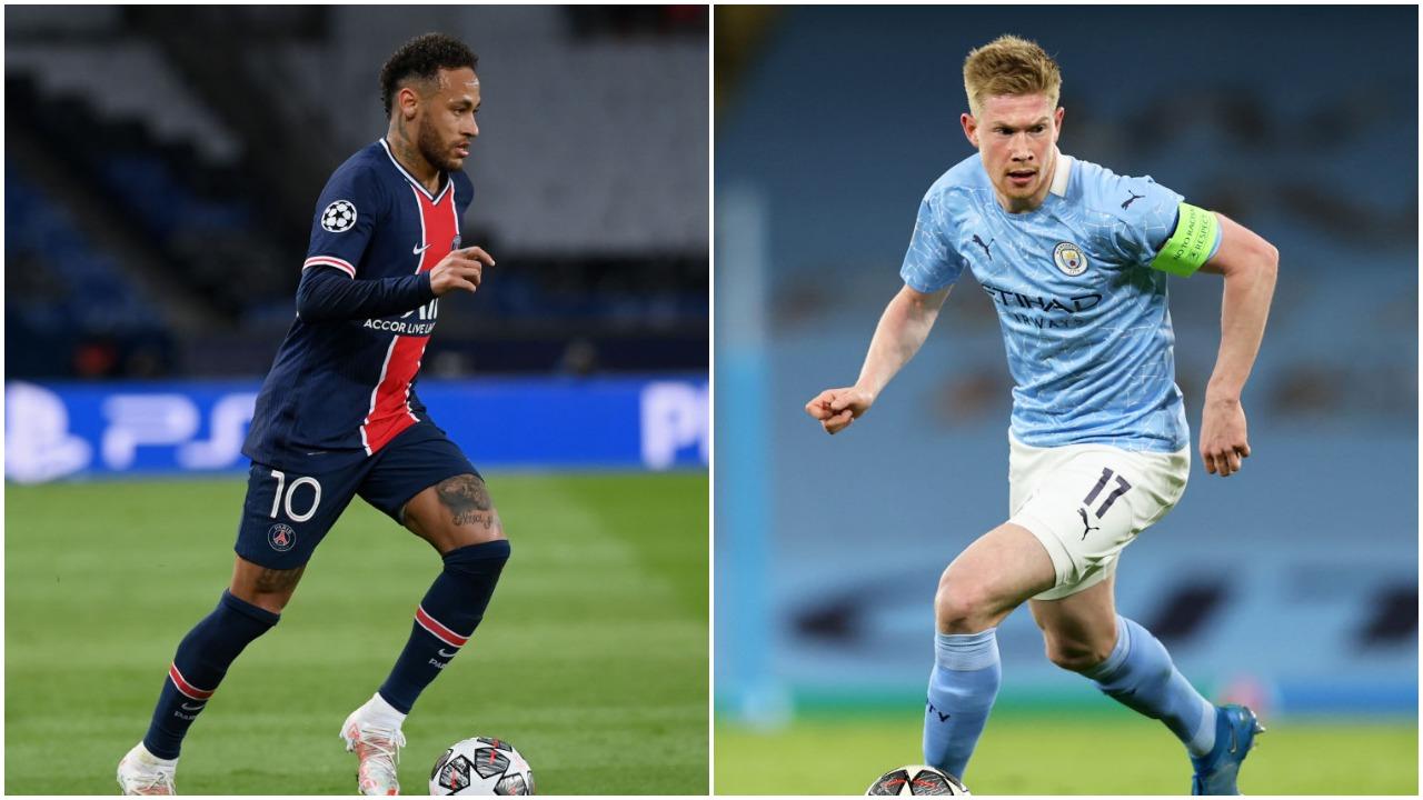 Hora y día del PSG vs Manchester City en las semifinales de la Champions League 2021