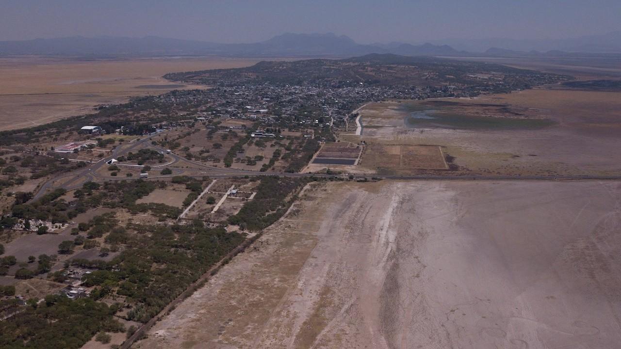 Lago de Cuitzeo: Agoniza, segundo más grande de México – Noticieros Televisa