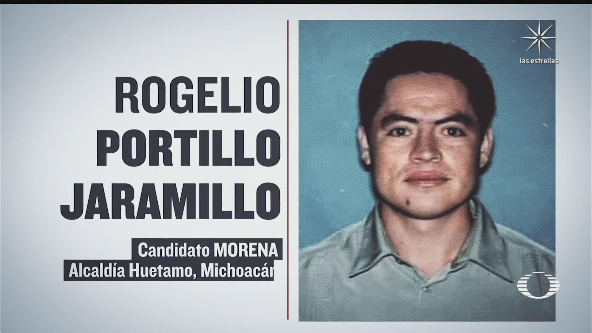 dea busca a candidato de michoacan por supuestos vinculos con el cjng