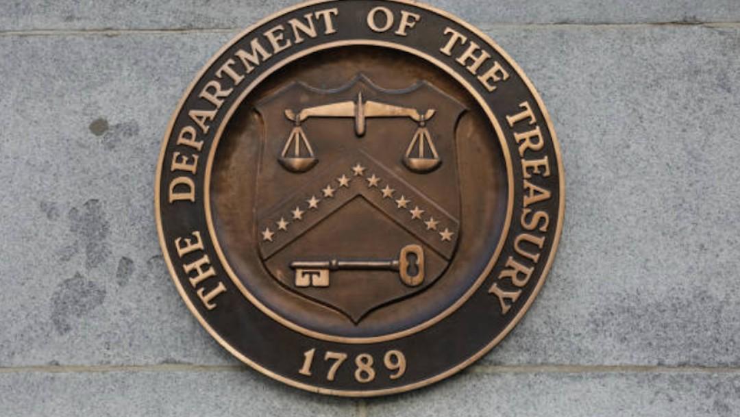 Departamento del Tesoro de Estados Unidos (Getty Images)