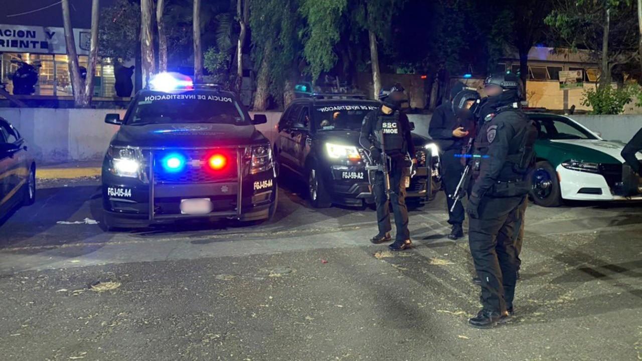 Detienen a tres presuntos feminicidas en la alcaldía Cuajimalpa