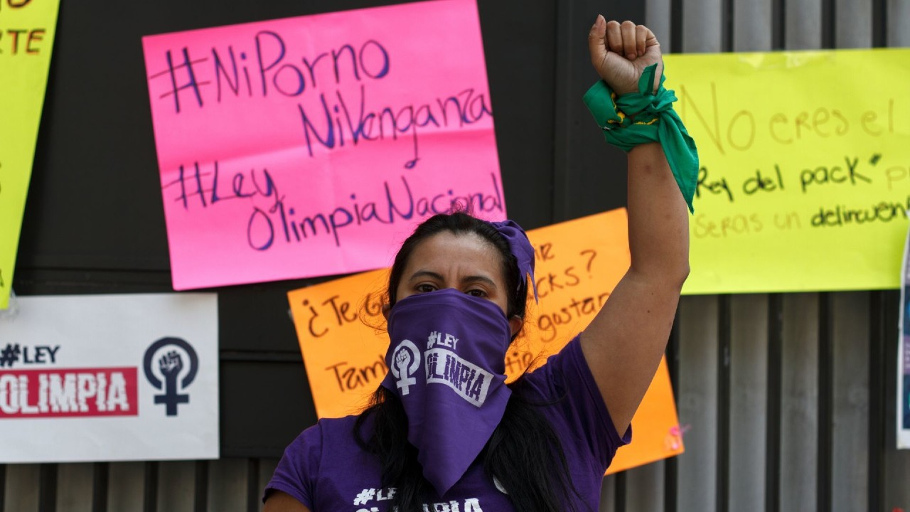 Diputados aprueban Ley Olimpia que sancionará delitos de intimidad sexual