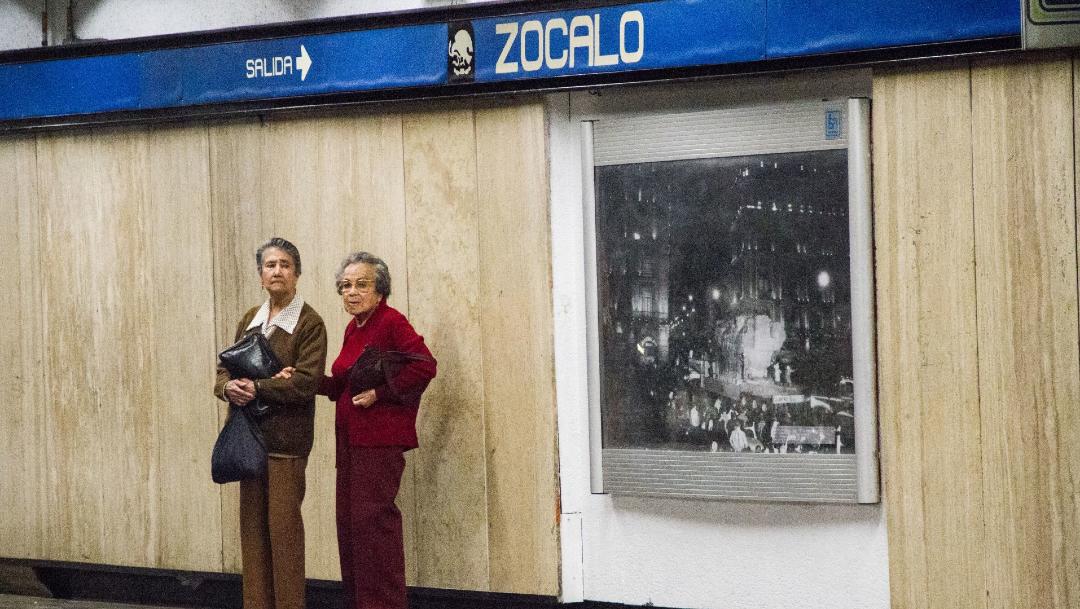 Permanecerá cerrada la estación Zócalo, de la Línea 2 del Metro,