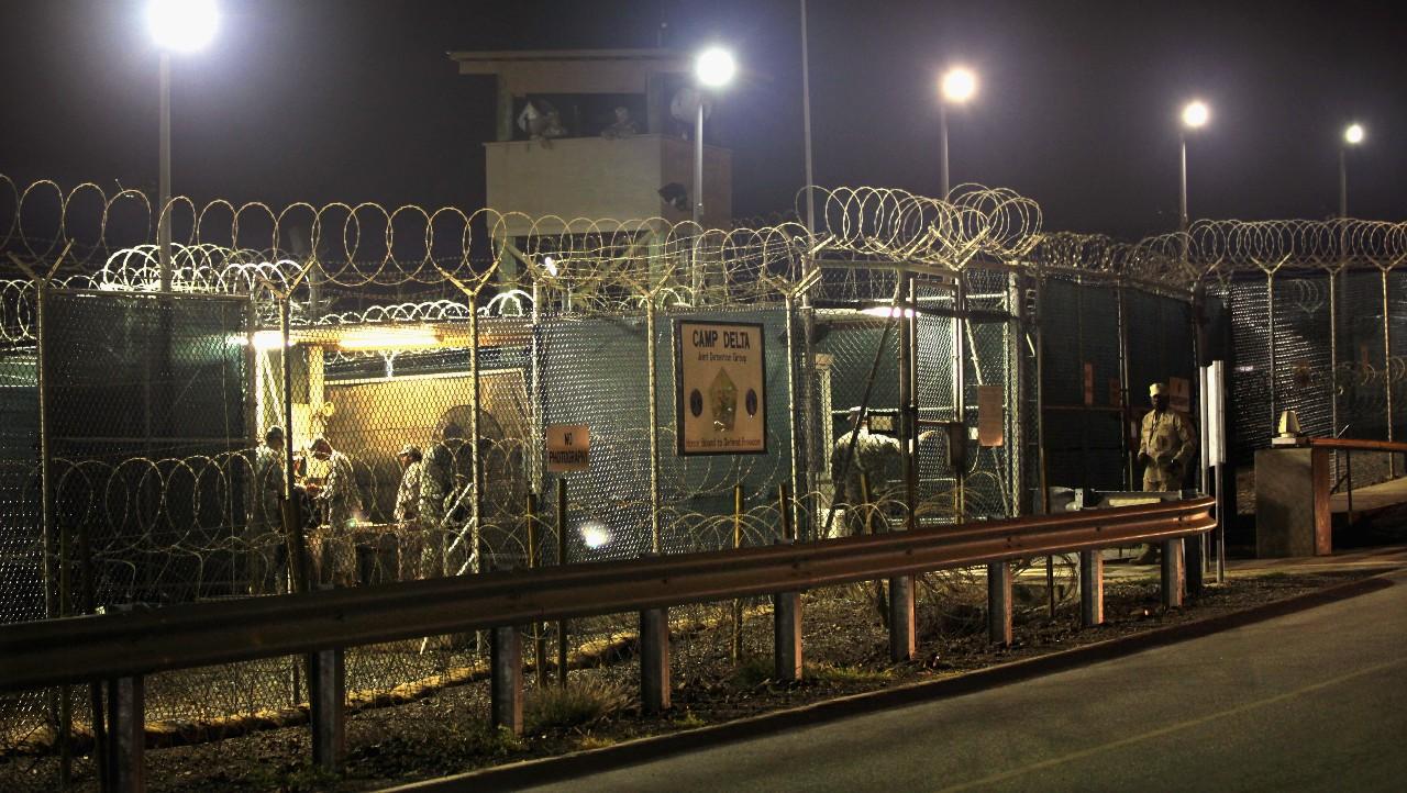 Estados Unidos cierra el Campo 7, una cárcel secreta de Guantánamo