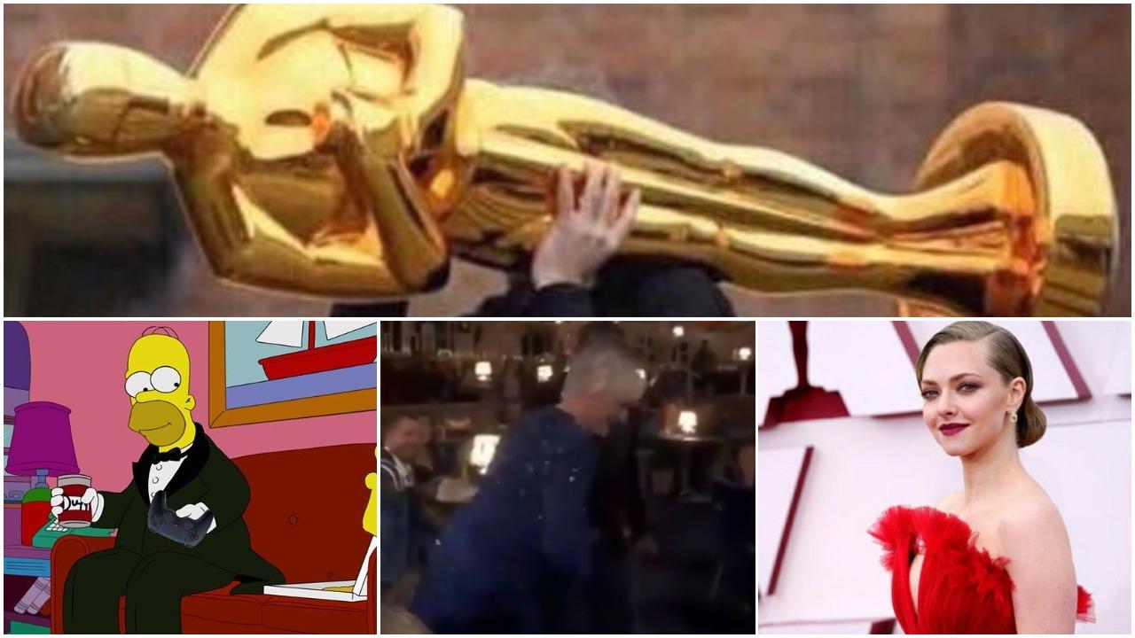 Los Oscars 2021 dieron mucho de qué hablar y estos son los mejores memes