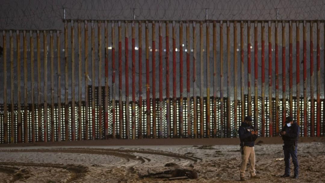 Familia del niño abandonado en frontera vive momentos de angustia