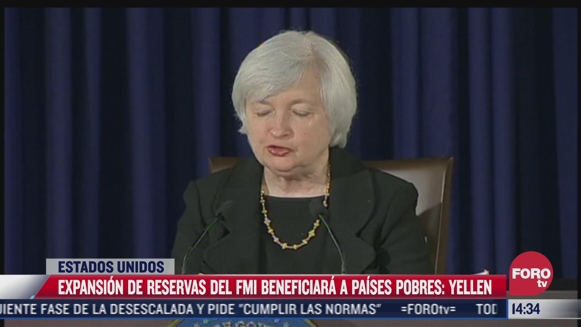 fmi extiende plan de ayuda para deuda de paises con escasos recursos