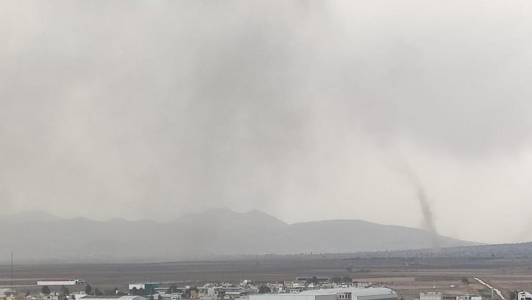 Frente frío 50 propiciaría formación de tornados en Coahuila, Nuevo León y Tamaulipas