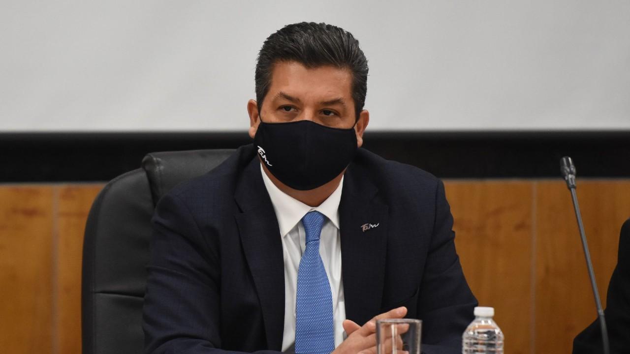 Gobernador de Tamaulipas asegurá que solo se le acusa de evadir impuestos por compra-venta de departamento