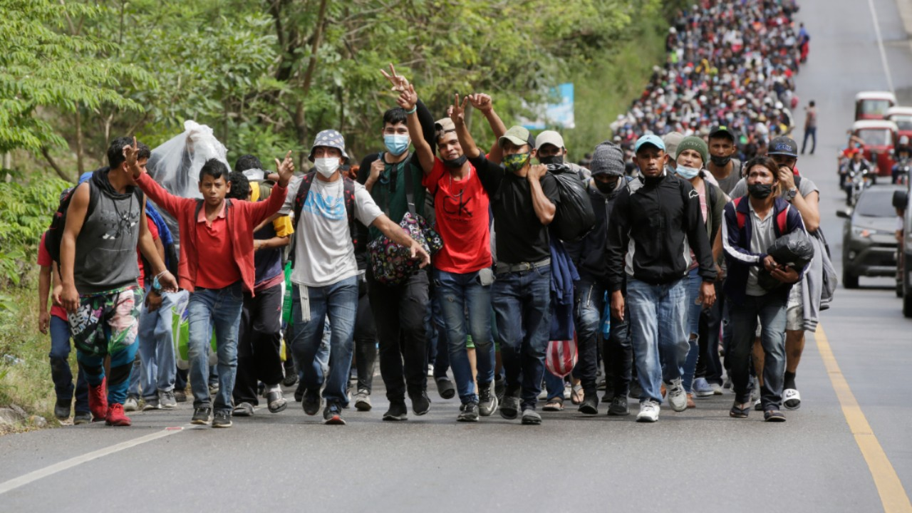 Guatemala niega acuerdo con EEUU para aumentar tropas en fronteras