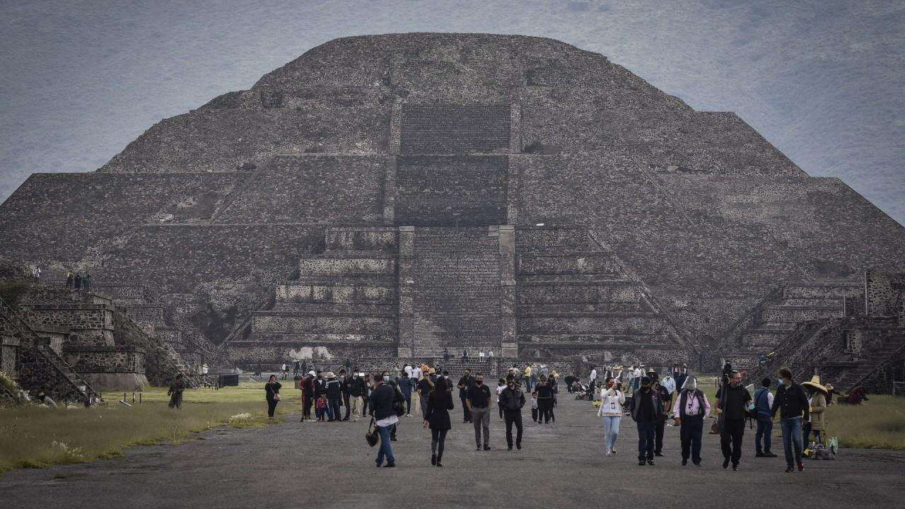 Historiadora denuncia la destrucción de Teotihuacán