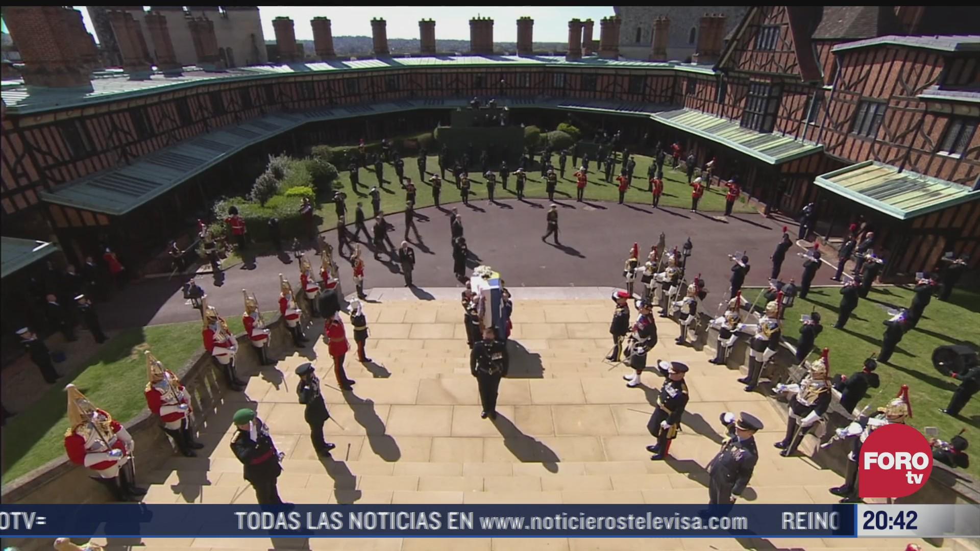 honran memoria del principe felipe en varias partes del mundo