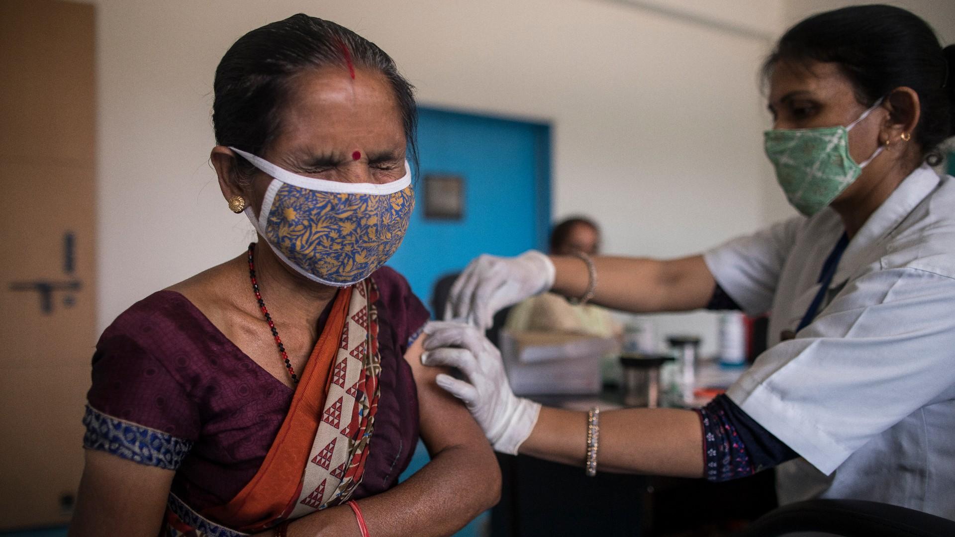 India, nuevo epicentro de la pandemia con el 40% de los nuevos casos de COVID-19
