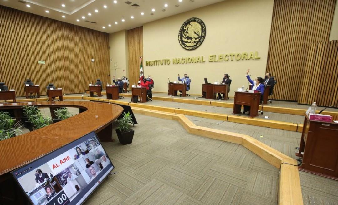INE denuncia campaña de descalificación en su contra