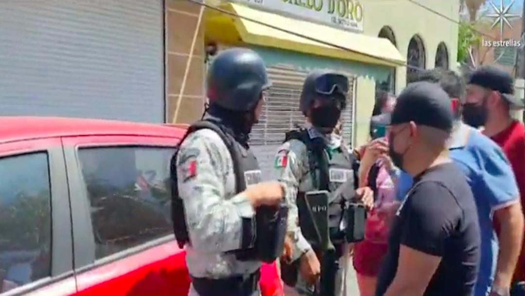 Investigan participación de Guardia Nacional durante balacera en Tamaulipas que dejó 2 muertos