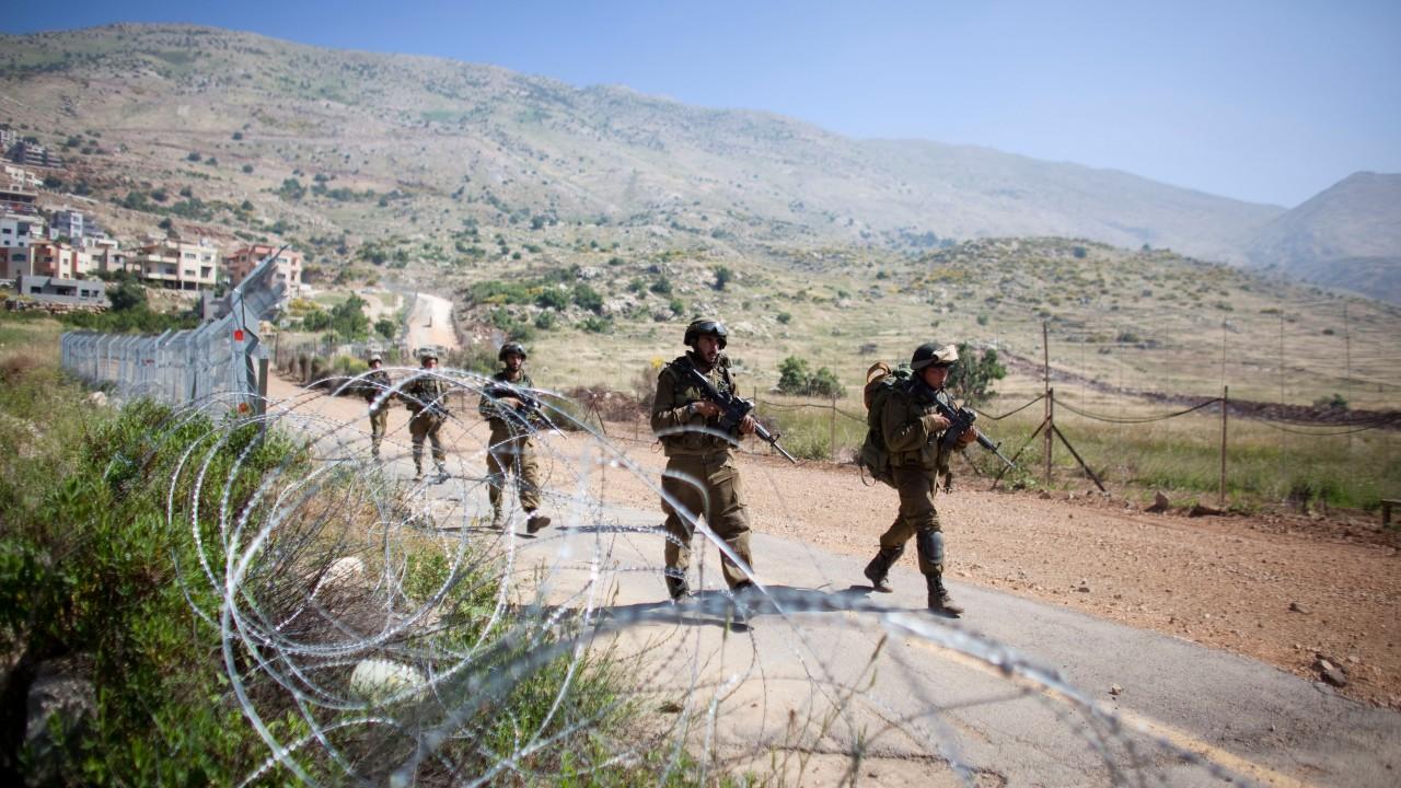 Israel bombardea Siria tras lanzamiento de misil