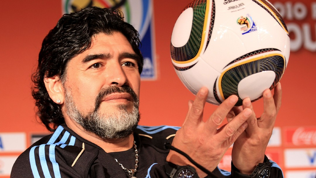 Jueza pide información sobre bienes de Maradona a siete países