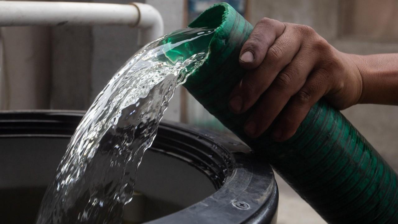 La Conagua convoca a la población a ahorrar al máximo el agua ante una sequía