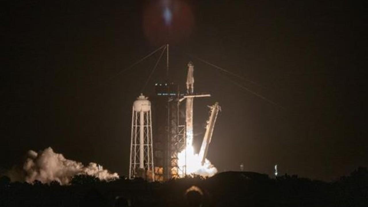 Lanzamiento de la segunda misión tripulada de la NASA y SpaceX