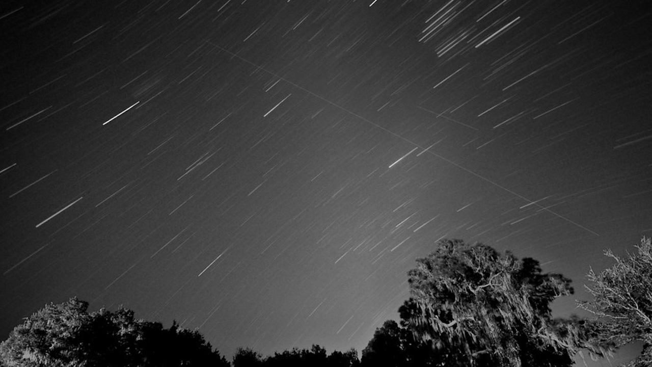 Cómo ver la lluvia de estrellas Líridas
