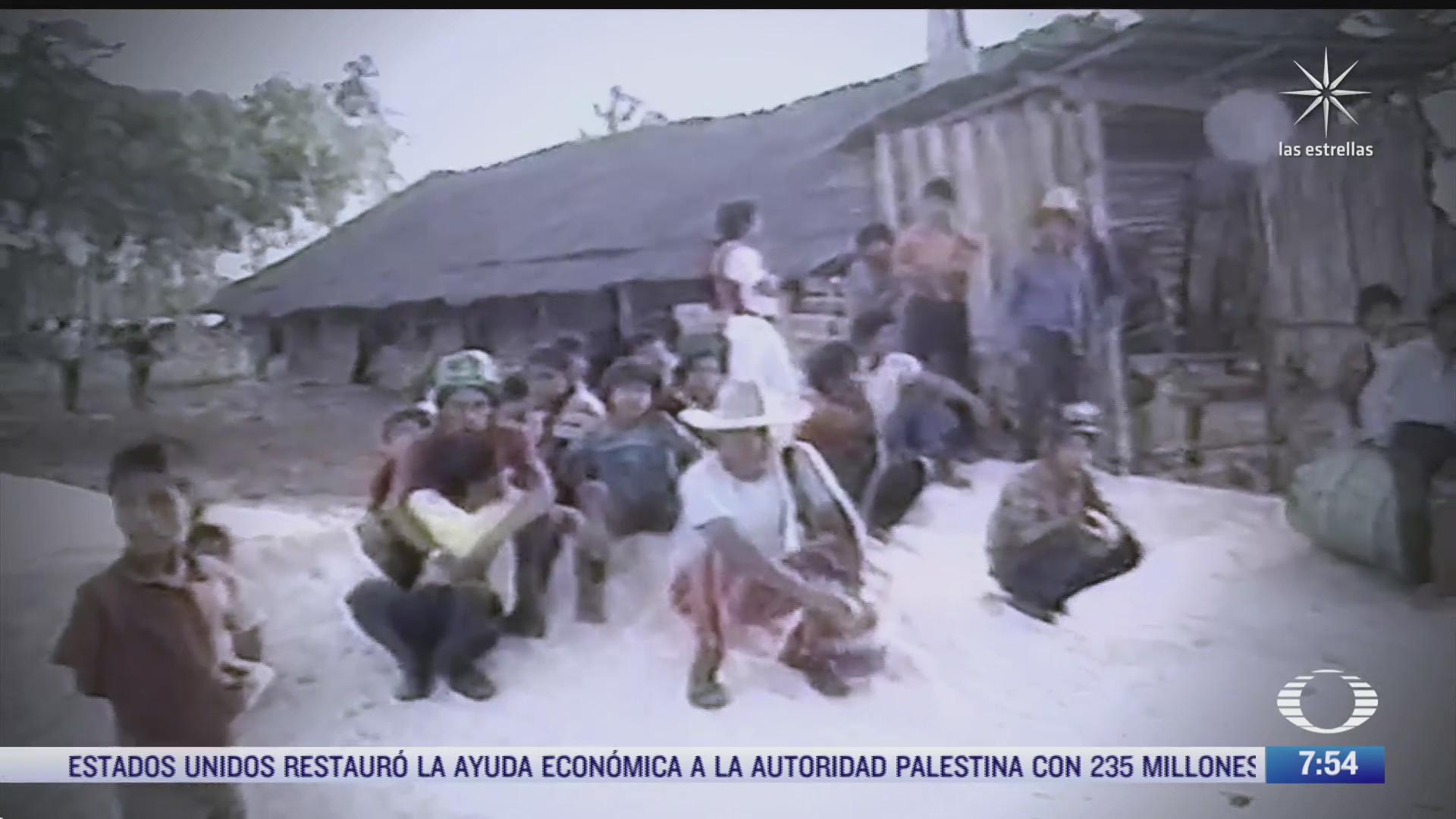 los guatemaltecos de kuchumatan quintana roo