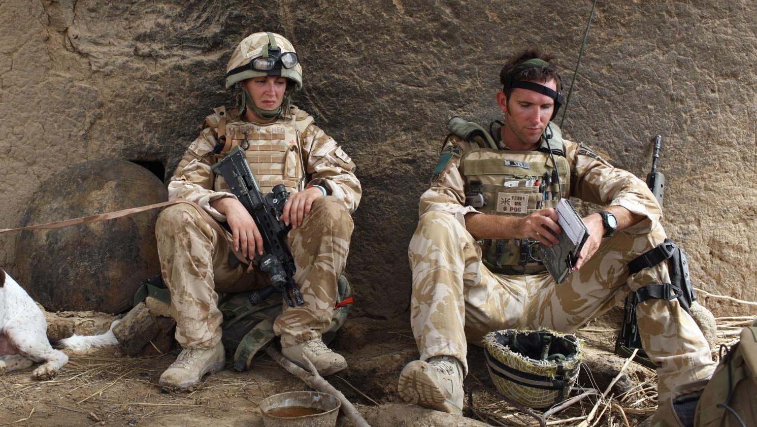 Los países de OTAN retirarán sus tropas militares de Afganistán