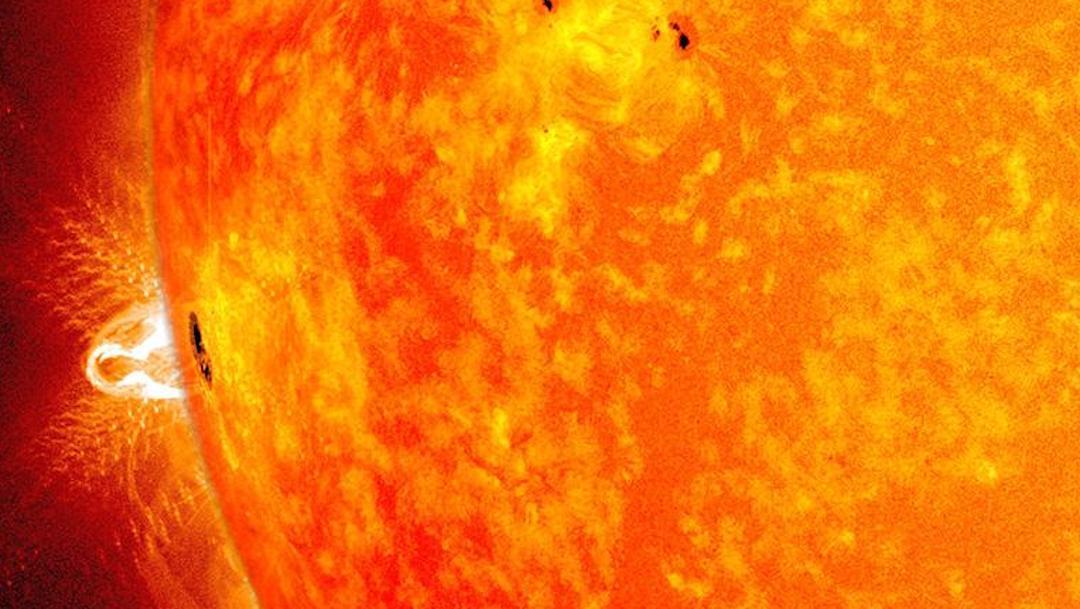 Fenómeno climático de La Niña se relaciona con ciclo solar de 22 años