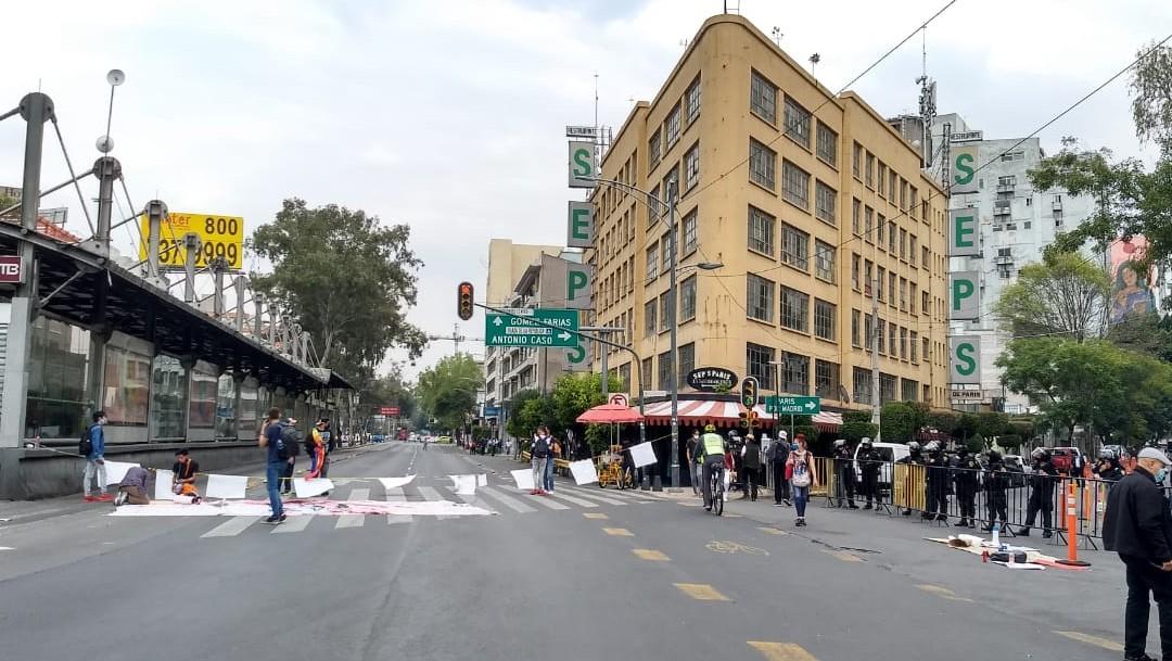 marchas ciudad de méxico